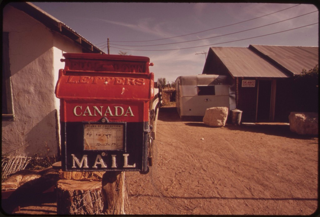 Canada-Mail